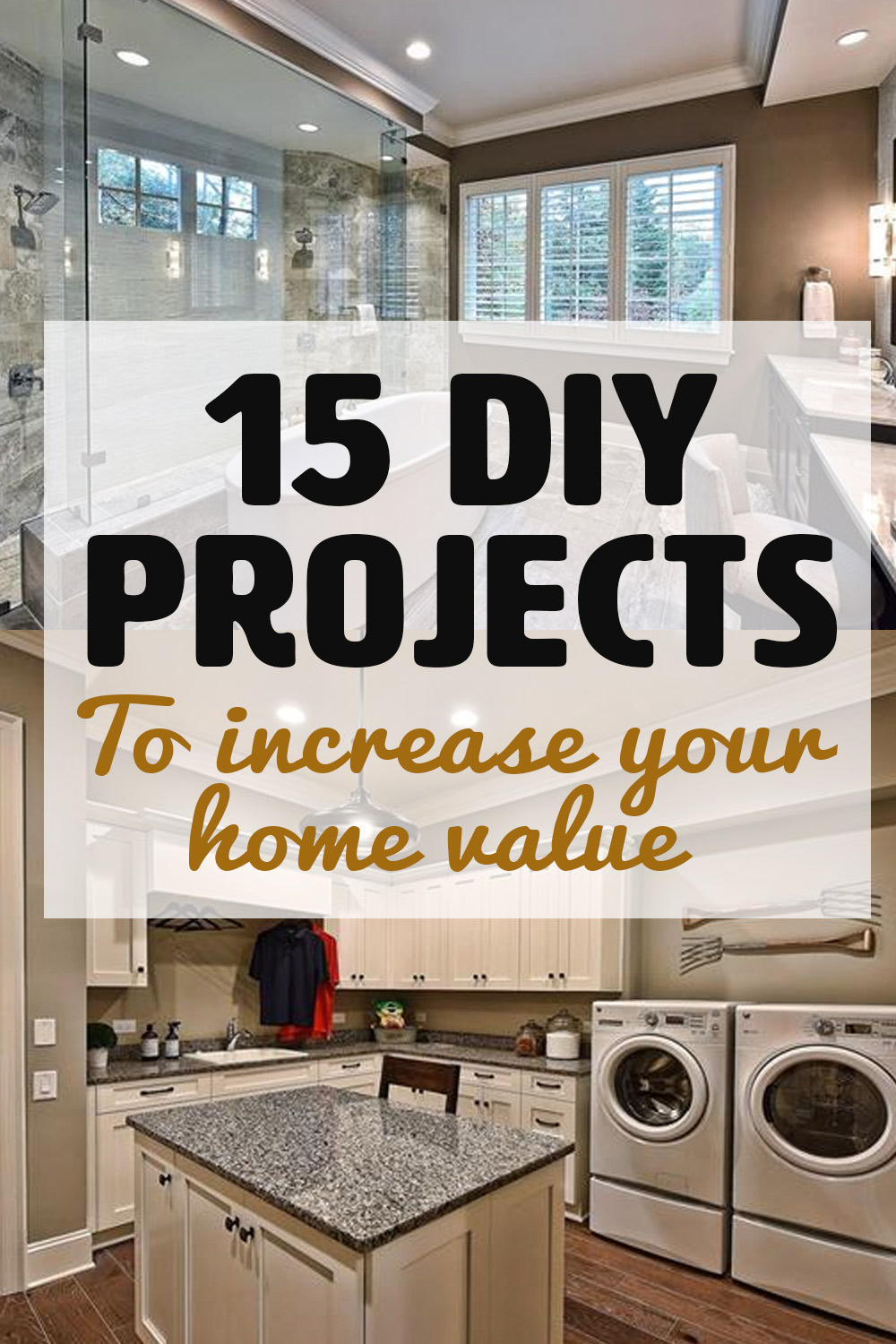 15 diy projects to increase your home value sycamore for How to increase home value